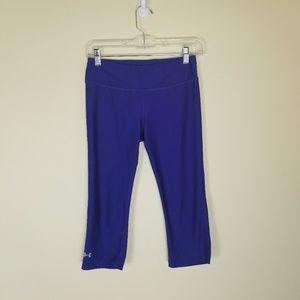Under Armor Capri Workout Pants Size Sm